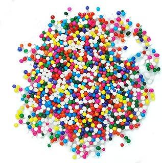 Dress My Cupcake DMC27181 Decorating Nonpareils Sprinkles for Cakes, 3.8-Ounce, Mixed Rainbow