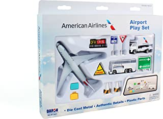 American Airlines 12pc Playset