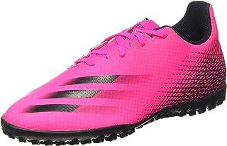 حذاء كرة قدم رجالي مرن من اديداس اكس جوستيد 4 تي اف