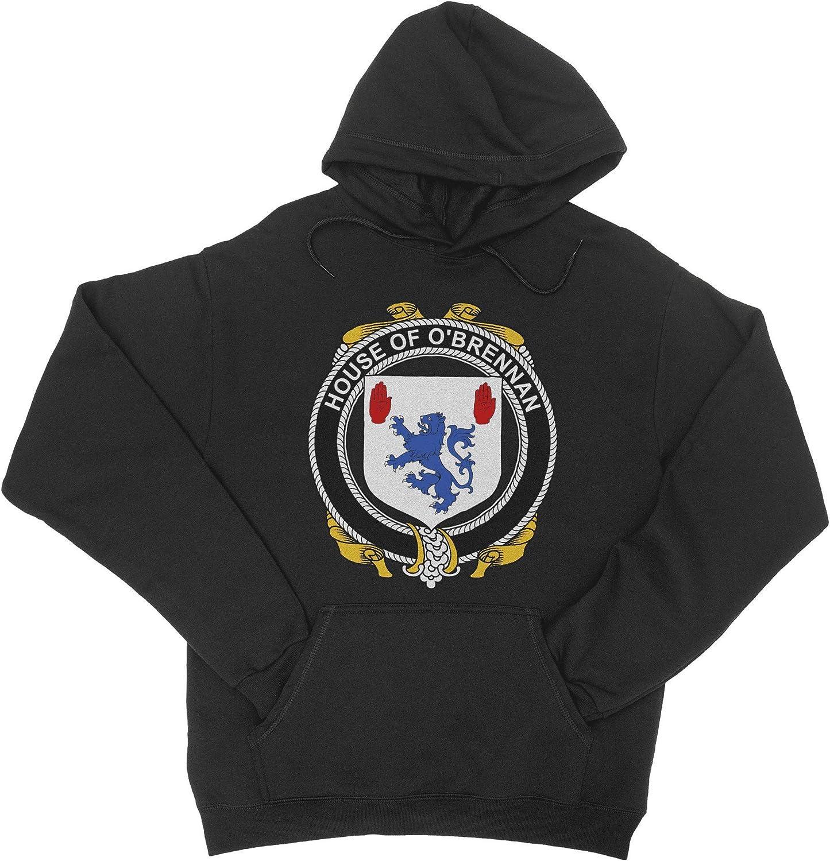 HARD EDGE DESIGN Unisex Irish O'Brennan Heraldry Sweatshir Limited time trial National uniform free shipping price House