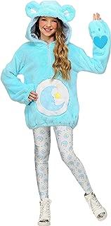 Care Bears Deluxe Bedtime Bear Tween Hoodie Costume