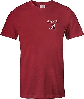 alabama t shirts comfort colors