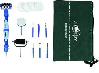 Spellbinders T-013 n One-16 Pieces DIY Multipurpose Crafting Tool Set, Blue