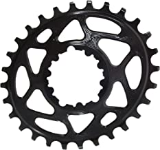 ABSOLUTE BLACK SRAM Oval Direct Mount Traction Chainring