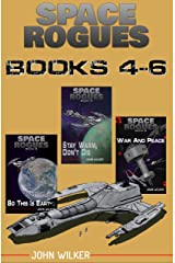 Space Rogues Omnibus 2: Collects Books 4 Through 6 Kindle Edition