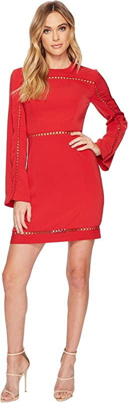 Indulge Long Sleeve Mini Dress