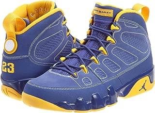 Mens Air Jordan 9 Retro Calvin Bailey Leather Basketball Shoes