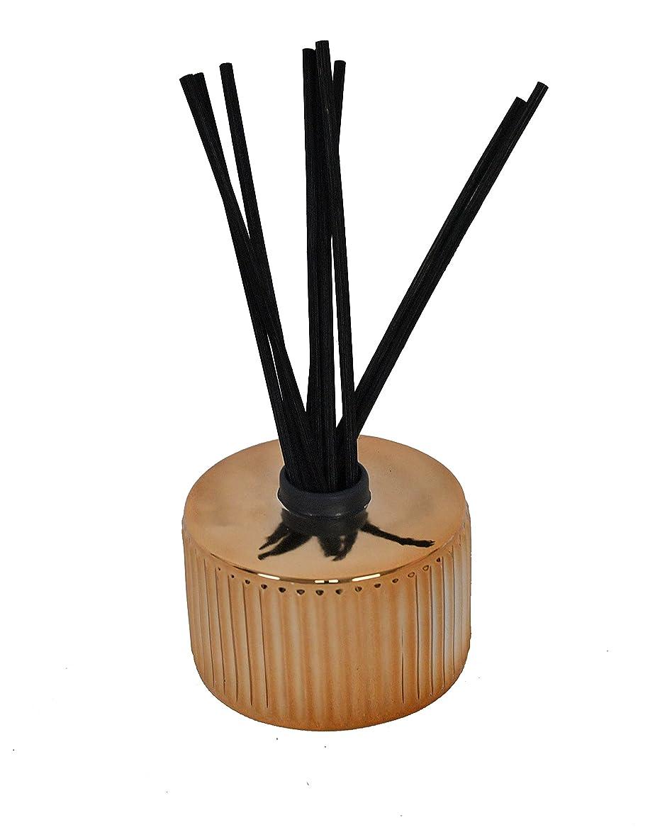 第四状崇拝するカプリブルー Gilded Muse Reed Diffuser - Dark Vanilla & Sandalwood 230ml/7.75oz並行輸入品