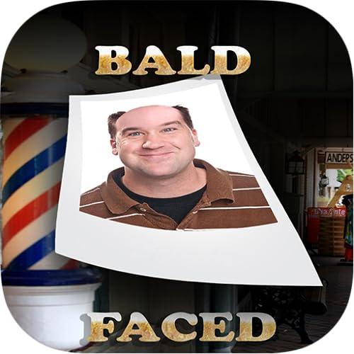 BaldFaced - The Bald Hair Face Maker Photo FX Booth