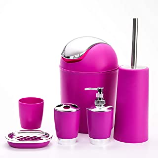Best fuschia pink bathroom accessories Reviews