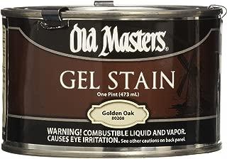 Old Masters 80208 Gel Stain Pint, Golden Oak