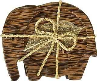 GABUR Elephant Coasters