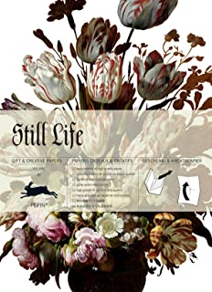 Still Life : Gift and creative paper book Vol 59