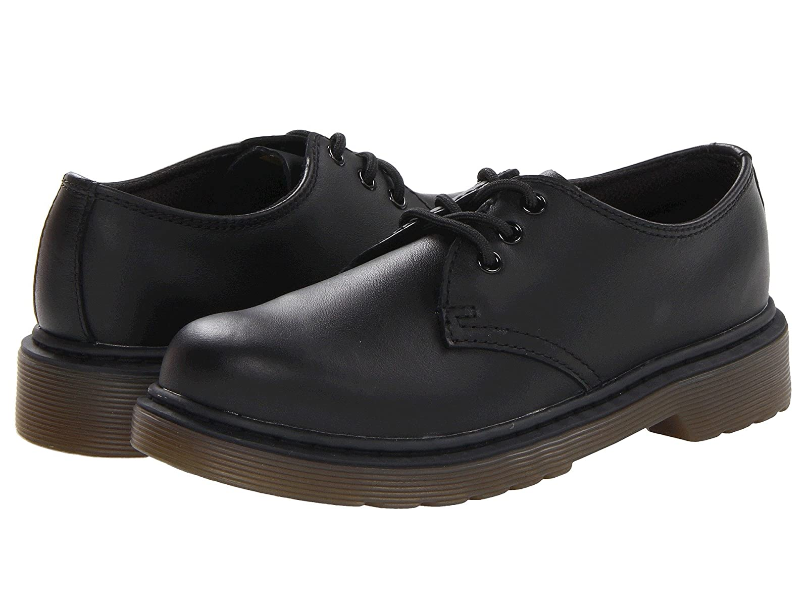 Dr. Martens Kid's Collection Everley Lace Shoe (Little Kid/Big Kid)Atmospheric grades have affordable shoes