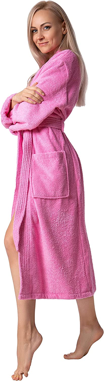 Women's Organic Kimono Robe Certified Turkish Discount is also underway Cotton Free Shipping New So