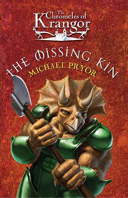 The Chronicles Of Krangor 2: The Missing Kin (English Edition)