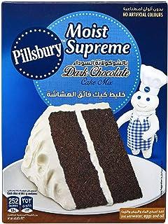 Pillsbury Dark Chocolate Cake Mix - 485 gm