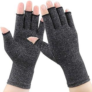 1 Paar Arthritis-Handschuhe, Kompression gegen Arthritis Schmerzlinderung Rheumatoide..