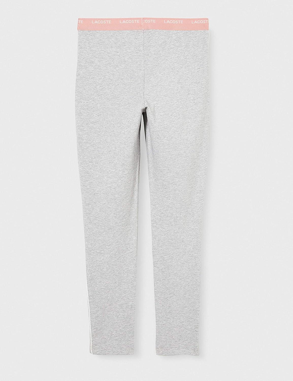 Lacoste Pantaloni da Ginnastica Bambina