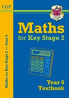 KS2 Maths Textbook - Year 6