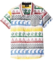Surf N Turf Button Up (Toddler/Little Kids/Big Kids)