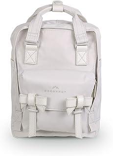 Doughnut Macaroon Mini Ribbon Series 7L Travel School Ladies College Girls Lightweight Casual Daypacks Bag Small Backpack