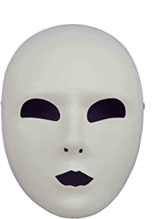 Forum Novelties White Face Mask