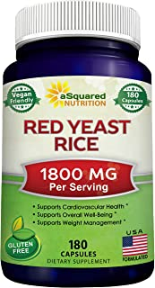 Best pure encapsulations red yeast rice Reviews