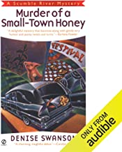 Murder of a Small-Town Honey: A Scumble River Mystery, Book 1