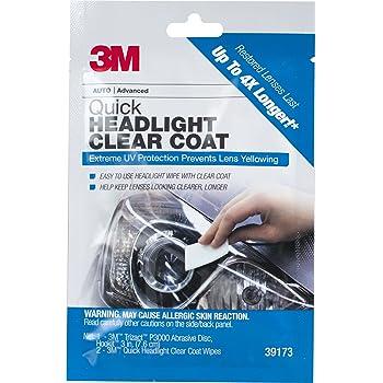 3M ヘッドライト用クリア コーティング剤 39173