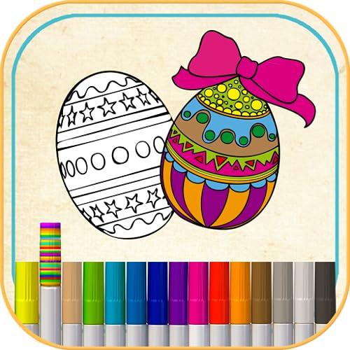 Pinte Ovos magia