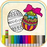Dipingere le uova di Pasqua magico