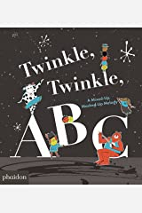 Twinkle, Twinkle, ABC: A Mixed-up, Mashed-up Melody Board book