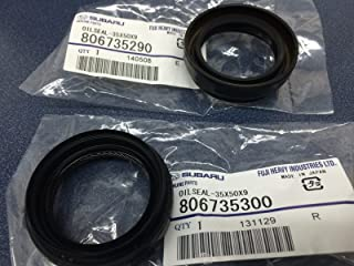Best wrx axle seal replacement Reviews