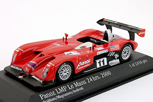 Panoz LMP  11 24h LeMans 2000 Brabham, Magnussen, Andretti 1 43 Minichamps