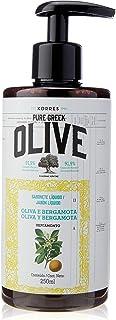 Óleo de Oliva e Bergamota Sabonete Líquido 250Ml, Korres