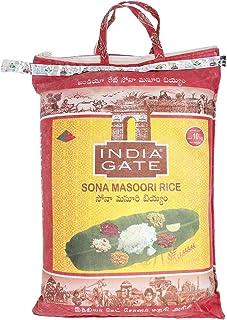 INDIA GATE Sona Masoori 10Kg (Pack of 1)