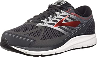 Brooks Australia Men's Addiction 13 Road Running Shoes, Black/Ebony