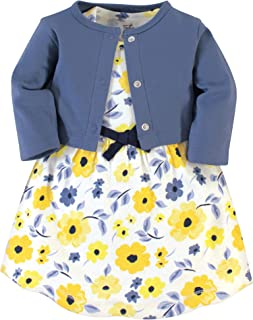 Touched by Nature Girl Organic Cotton Cardigan and Dress