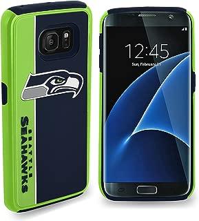 Seattle Seahawks Samsung Galaxy S8 Plus Bold Dual Hybrid TPU Cover - 6.2