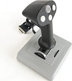 CH Flightstick Pro for Mac 4-Button with 8-Way Hat and Throttle