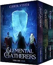 Elemental Gatherers Volume 1: A Portal Cultivation Fantasy Saga (Elemental Gatherers Collection)