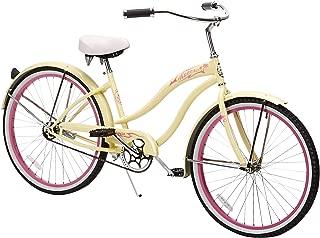 Micargi Bicycle Industries Rover Single Speed Ride On, Vanilla