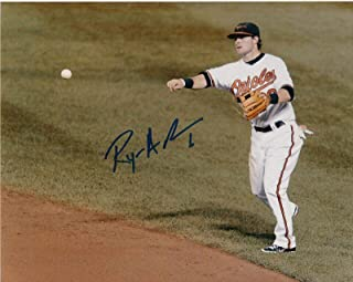 Autographed Ryan Adams Photo - 8x10 - Autographed MLB Photos