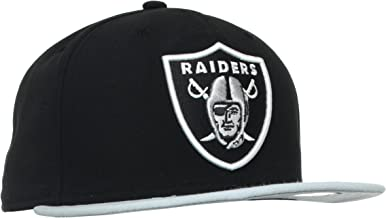 New Era NFL Black and Team Color 59FIFTY Fitted Cap