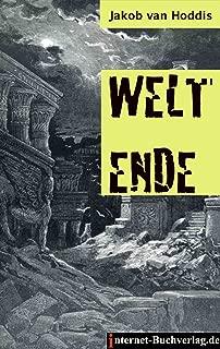 WELTENDE. Expressionistische Gedichte (German Edition)