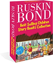 Ruskin Bond Best Selling Children Story Books Collection Set of 4 Books