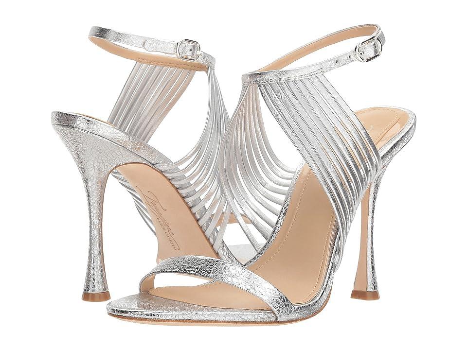 Imagine Vince Camuto Raim 2 (Platinum Metallic Nappa) High Heels