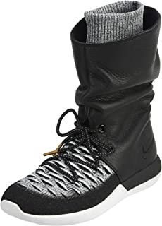 Womens Roshe Two Hi Flyknit Trainers 861708 Sneakers Boots