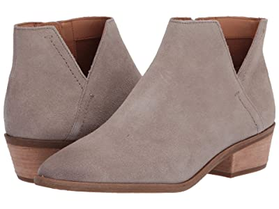 FRYE AND CO. Caden Bootie (Bone Suede) Women
